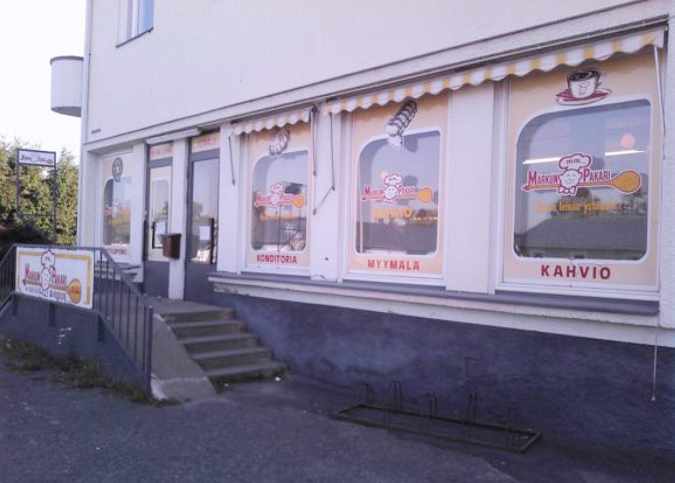 Leipomo Markun Pakari, Forssa